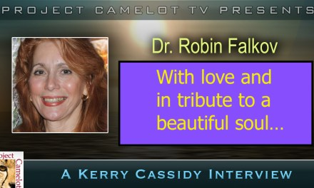 IN TRIBUTE TO DR. ROBIN FALKOV