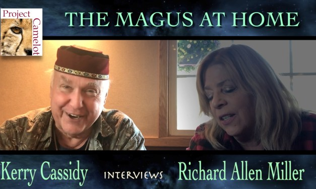 DR. RICHARD ALAN MILLER:  THE MAGUS AT HOME (DOCUMENTARY)