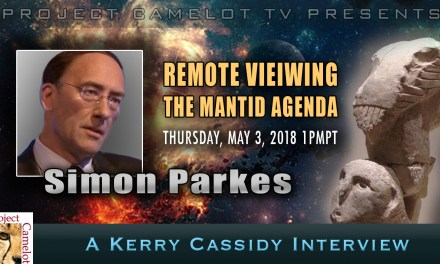 SIMON PARKES : THE MANTID AGENDA & UPDATE MAY 3, 2018