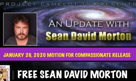 SEAN DAVID MORTON UPDATE:  MOTION FOR COMPASSIONATE RELEASE