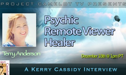 TERRY D. ANDERSON – REMOTE VIEWER, HEALER