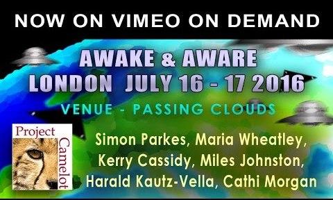AWAKE & AWARE 2016 (LONDON) (FREE)