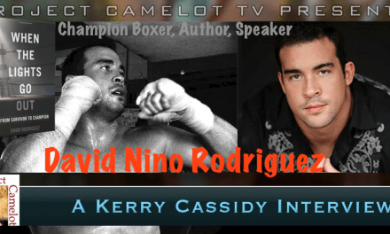 David Rodriguez:  Champion Boxer, Speaker and Author