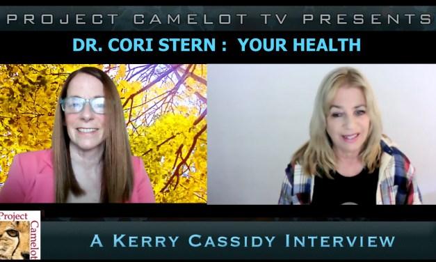 DR. CORI STERN:  YOUR HEALTH