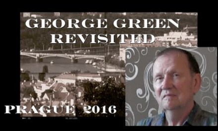 GEORGE GREEN :  WONDERFUL CAMELOT WHISTLEBLOWER HAS PASSED ON