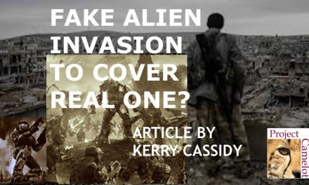 RANDY CRAMER:  REVISITING THE FAKE ALIEN INVASION SCENARIO AKA PROJECT BLUE BEAM