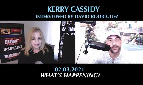KERRY INTERVIEWED BY DAVID RODRIGUEZ:  WHAT IS REALLY HAPPENING?