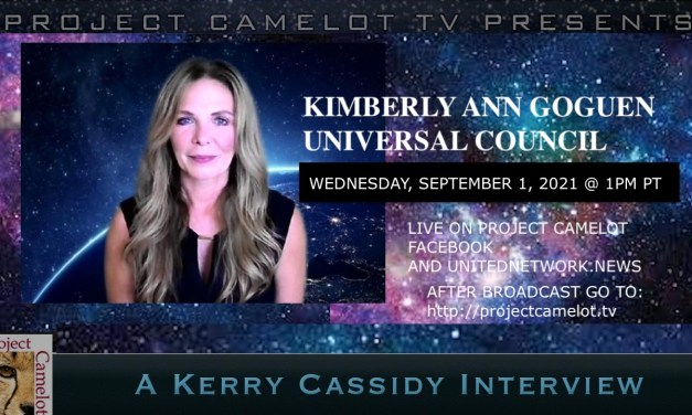KIMBERLY ANN GOGUEN – UNIVERSAL COUNCIL – TRUMP & WHO RUNS THE WORLD