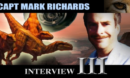 Captain Mark Richards Interview III – Space Command