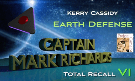 CAPTAIN MARK RICHARDS – INTERVIEW SIX – EARTH DEFENSE