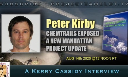 PETER KIRBY:  CHEMTRAILS EXPOSED A NEW MANHATTAN PROJECT UPDATE