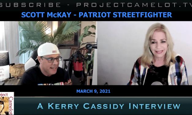 SCOTT McKAY:  PATRIOT STREETFIGHTER, BROADCASTER