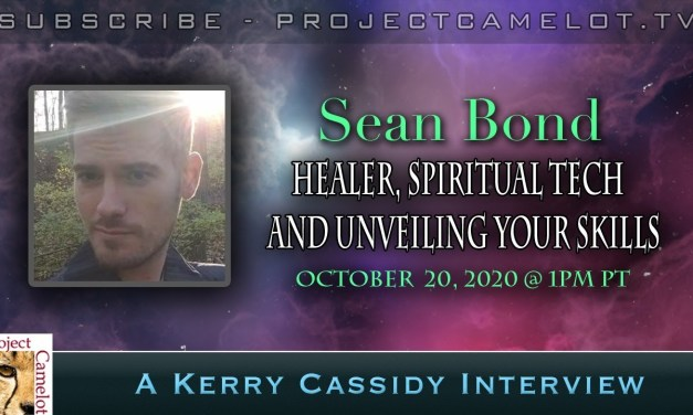 SEAN BOND:   SPIRITUAL TECH: HEALING AND TELEPATHY