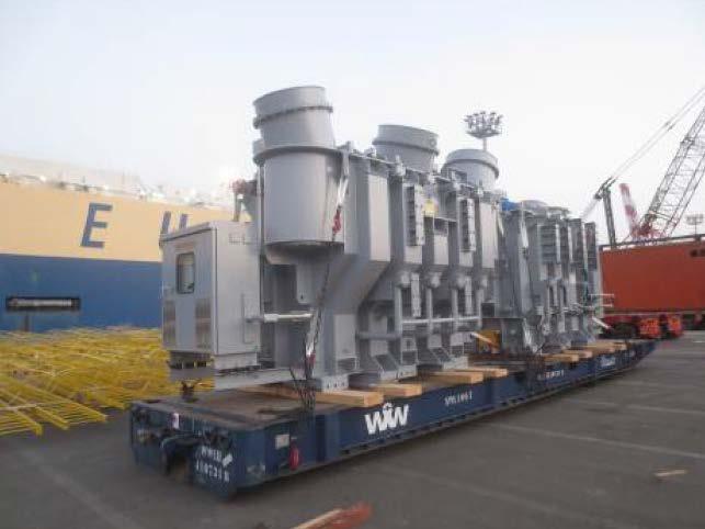 Savar cargo mafi trailers