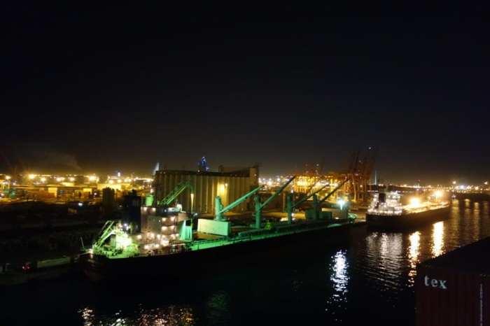 Leaving Jeddah