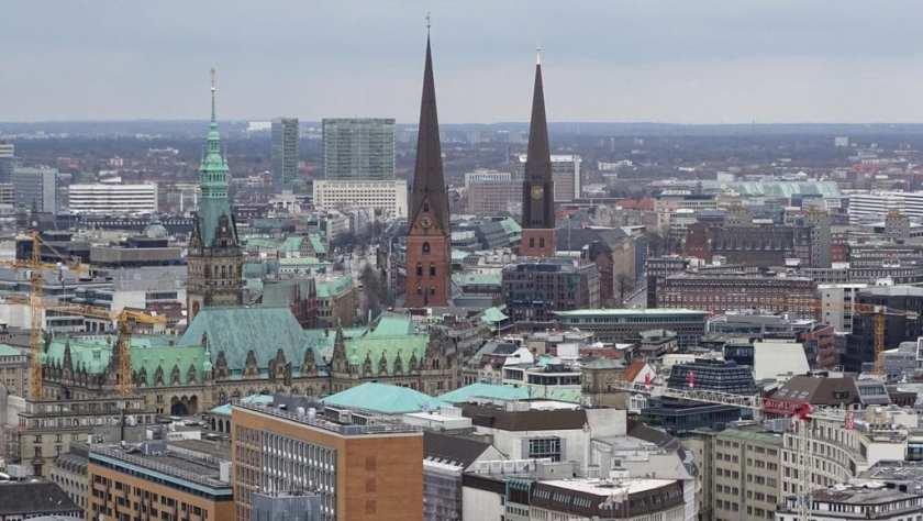 Stadtteil Neustadt - Hamburg