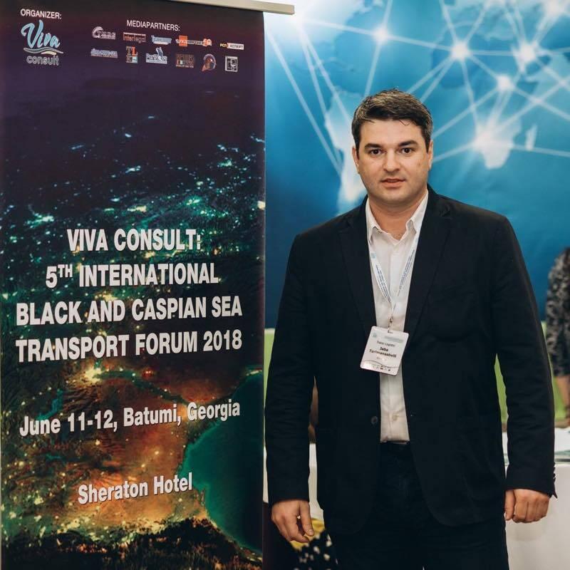 Trans Logistics-02 Jaba Tarimanashvili