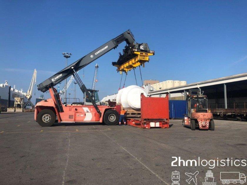 2HM Slovenia Project Cargo