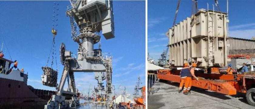 Evo Maritime - Heavylift Cargo