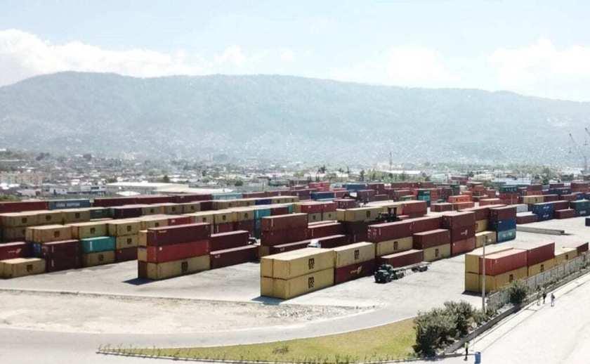 Caribbean Port Services – Port Au Prince, Haiti