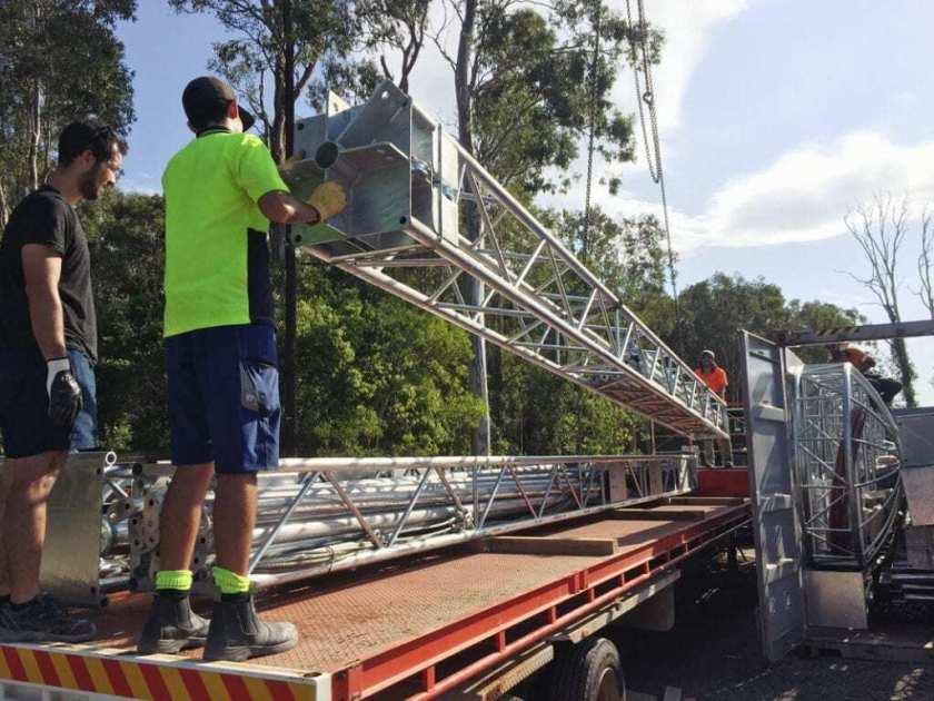 Discharging in Australia