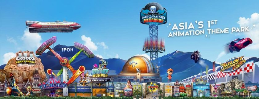 Theme Park-Trans International Logistiks