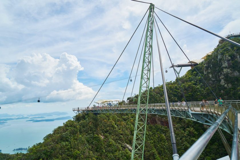 Langkawi Sky Bridge-Malaysia