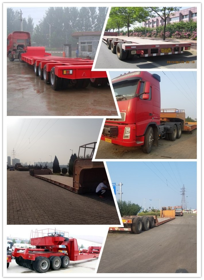 Dalian Project Cargo Truck Photos