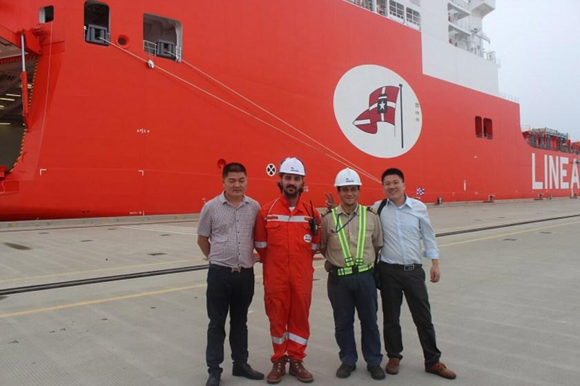 Shanghai Port Star Rigging img 06
