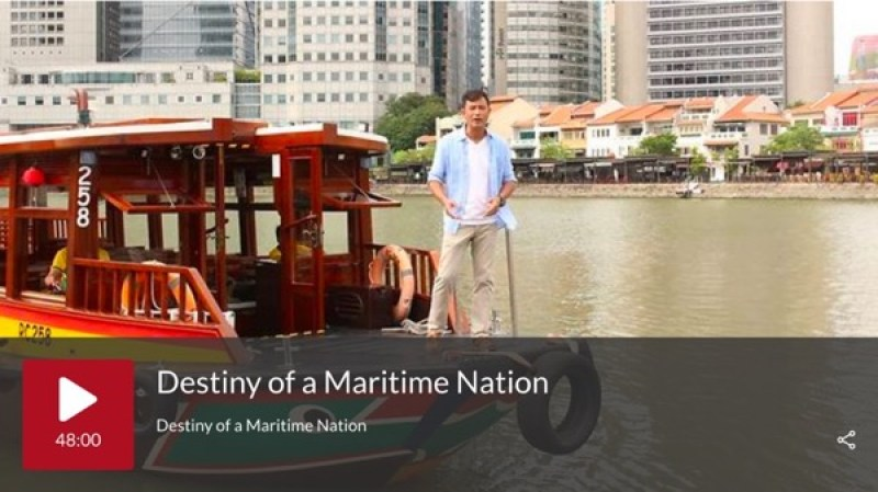 Destiny of a Maritime Nation