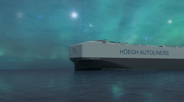 Höegh Autoliners signs Call to Action