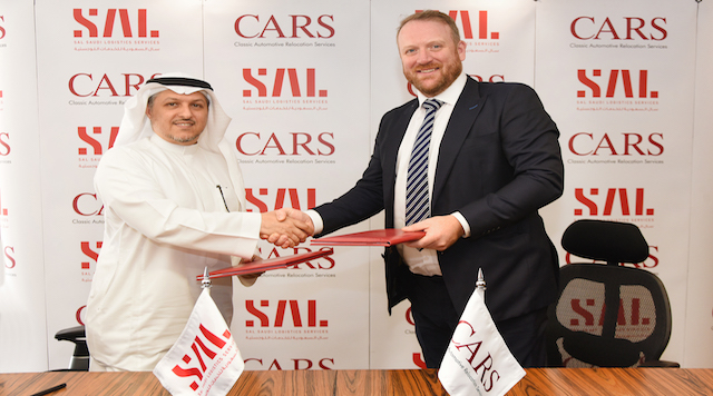 SAL signs logistics agreement with CARS