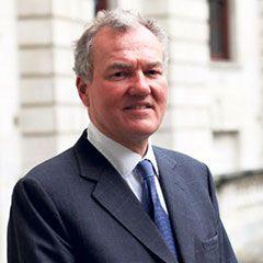 Stephen Allott. Project Compass CIC, Patron