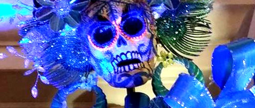 day of the dead, dia de mortes, hollywood forever cemetery, project dreamscape