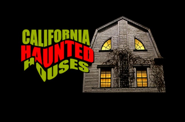 haunted houses, haunted California, project dreamscape, zombie walk, corn maze