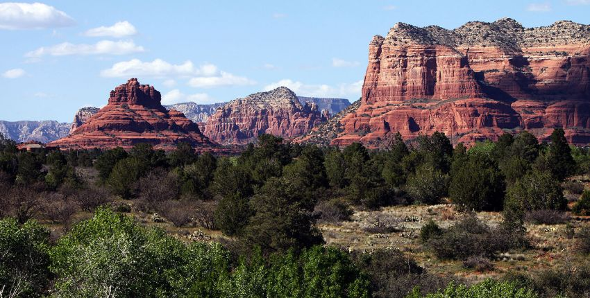 Sedona, red rocks, vortex, travel