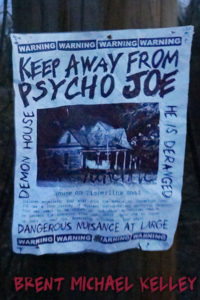 book, scary, keep away from psycho joe, novel