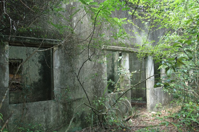 Needle Hill Ruins