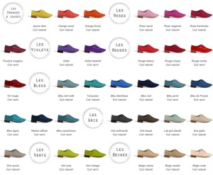 personnalisez vos chaussures