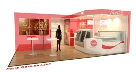 Coca gare de Lyon