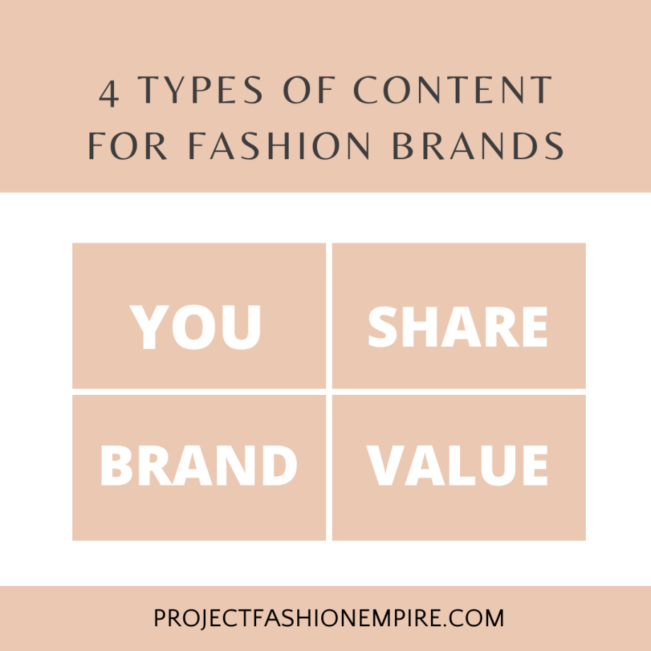 Social media marketing for fashion brands : create endless fashion content ideas for fashion brands, fashion designers, fashion entrepreneurs, clothing brands. Learn how to grow instagram with Instagram fashion post ideas and Instagram fashion captions.