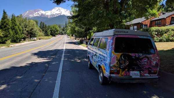 Mt-Shasta