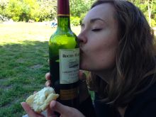 Camembert and cabernet sauvignon are, well, delightful together!