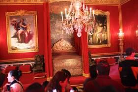 Queen's bedroom at Versailles