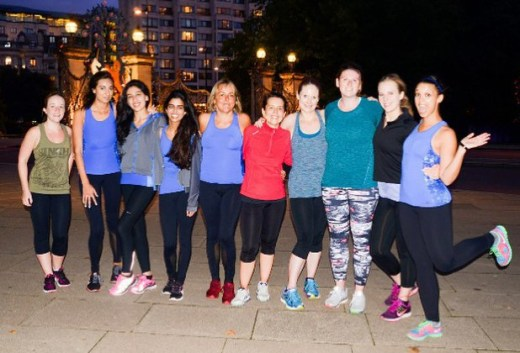 Bella Kinesis Running Club Project HB