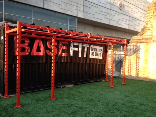 Base Fit Shoreditch Review