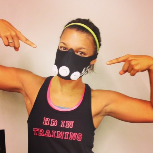 Skinny Rebel Workout Review by Project HB (Altitude Mask Training)