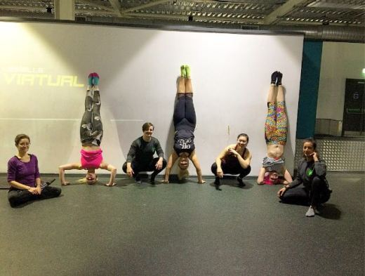 Animal Prime Class at Pure Gym Bristol #HowNatureIntended