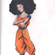 Nubian Goku Queen