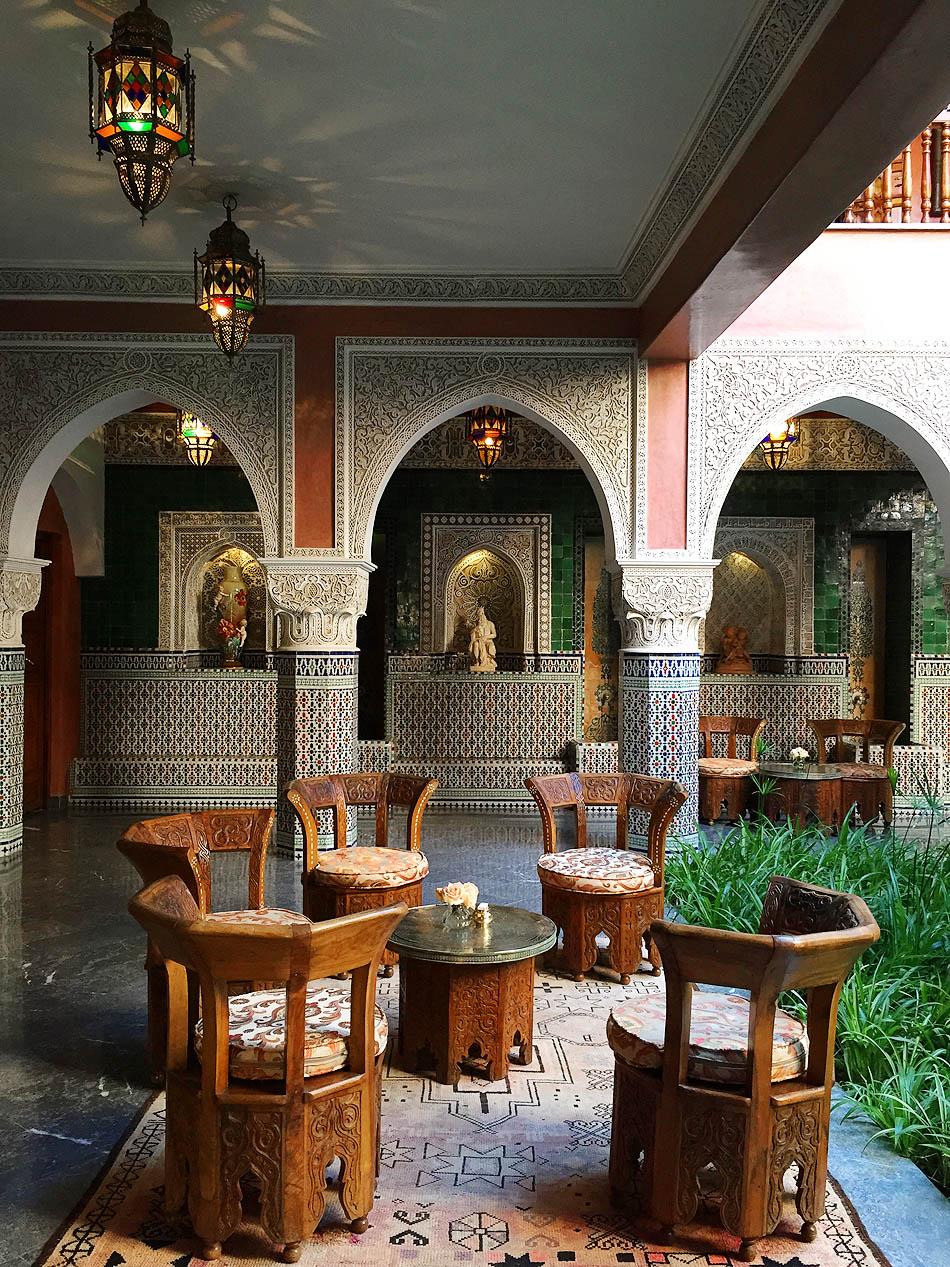 Sultana Hotel Marrakech